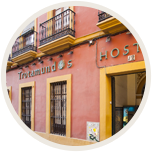 Hostel in Sevilla